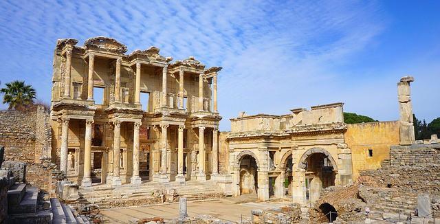 Руини Ефес